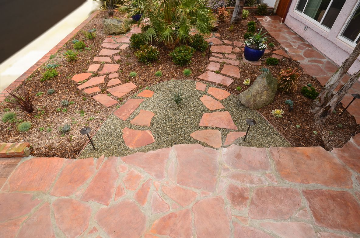 Beautiful Southern California drought tolerant yard. By ...