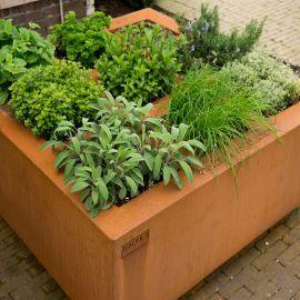 jardini re design walfili herbes pour plantes aromatiques. Black Bedroom Furniture Sets. Home Design Ideas