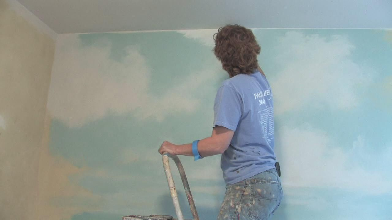 How to paint walls without painting the ceiling ehow uk