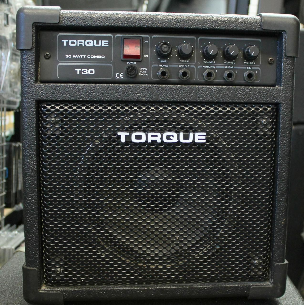 torque t30 guitar keyboard and vocal amplifier combo findinstruments sold items keyboard. Black Bedroom Furniture Sets. Home Design Ideas