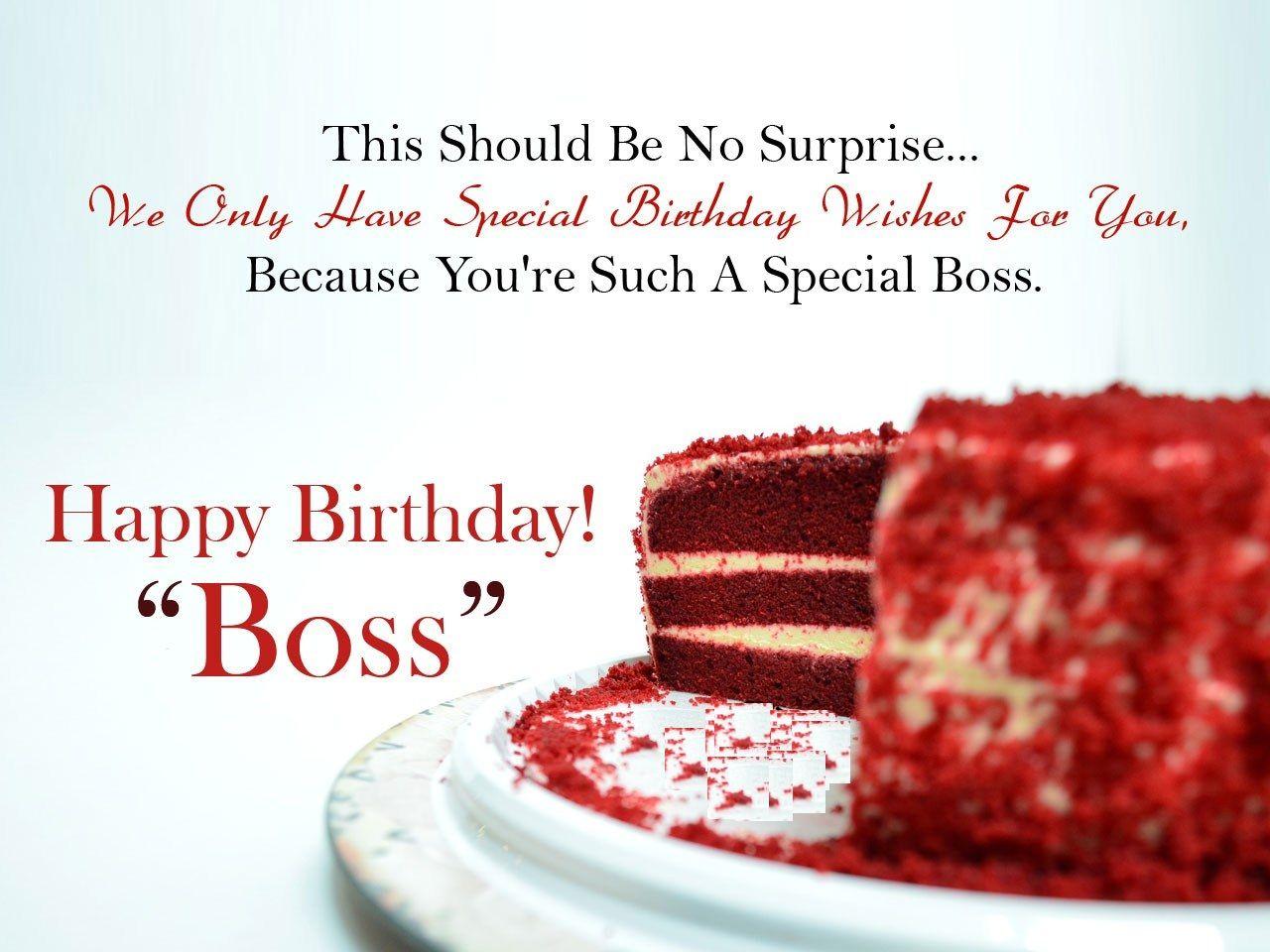 Birthday Quotes For Respected Boss Birthday Message For Boss Happy Birthday Wishes Quotes Happy Birthday Boss