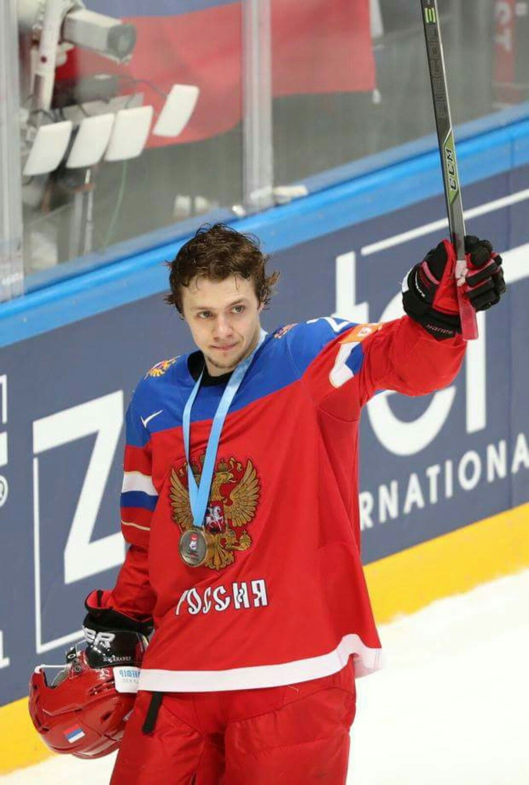Artemi Panarin for Team Russia.  BreadMan  72 for the  Blackhawks.  27 for   Russia  Hockey 69add44f0