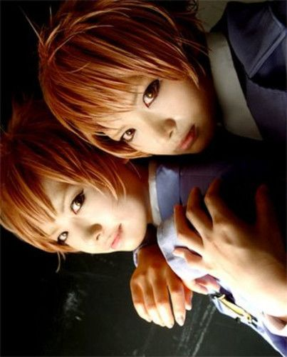 Hikaru & Kaoru - Ouran High school host club