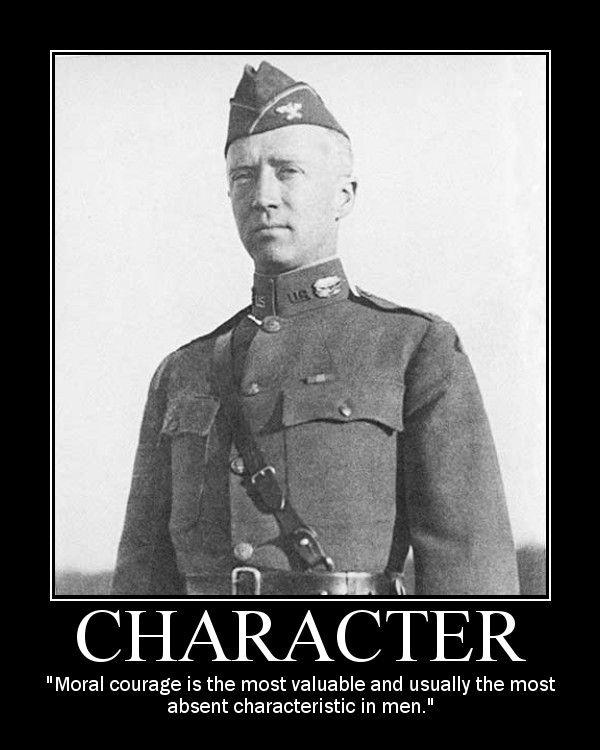 George Patton Quotes George Spatton Motivational Posters  The Art Of Manliness  So .