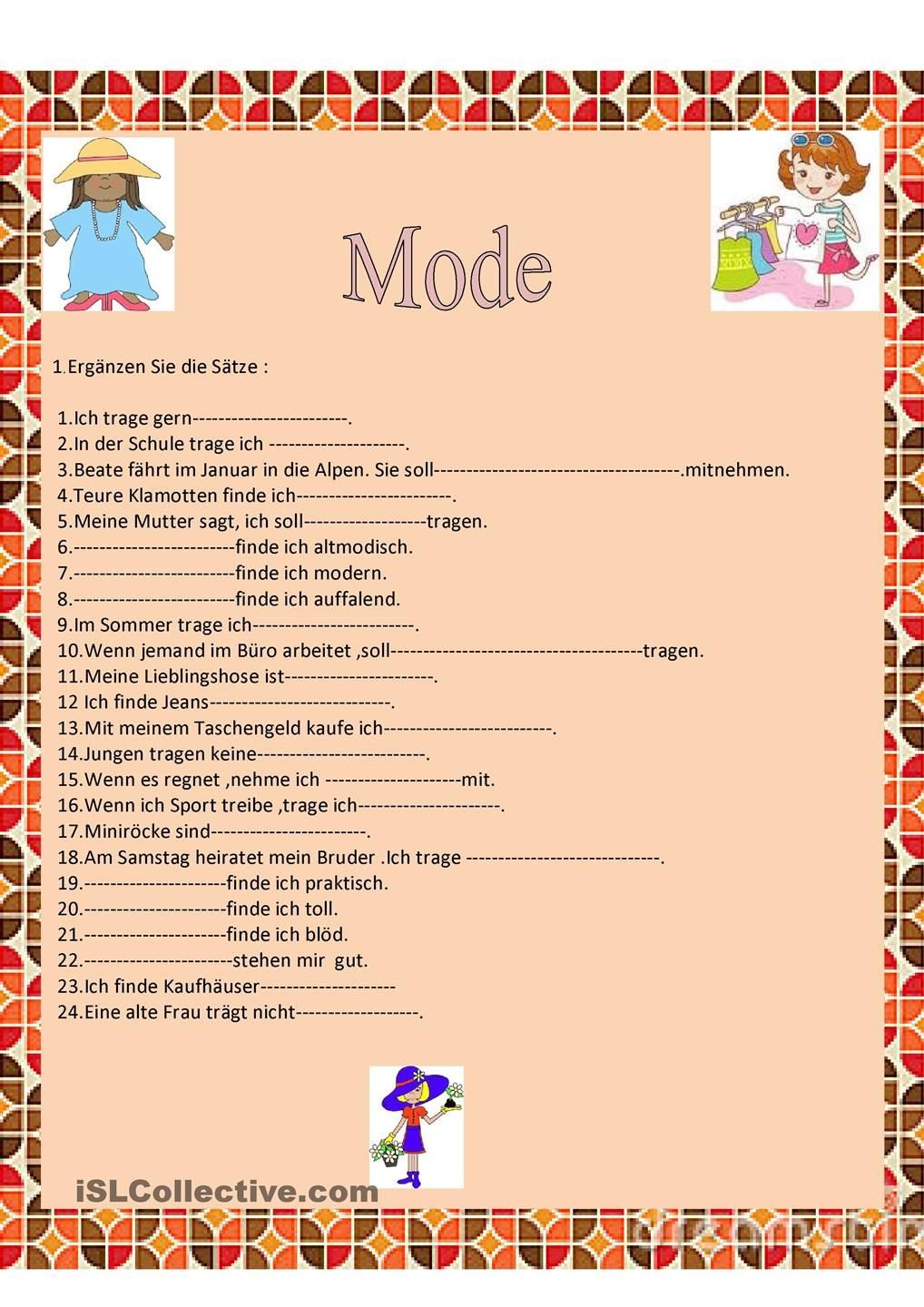 Mode | Language