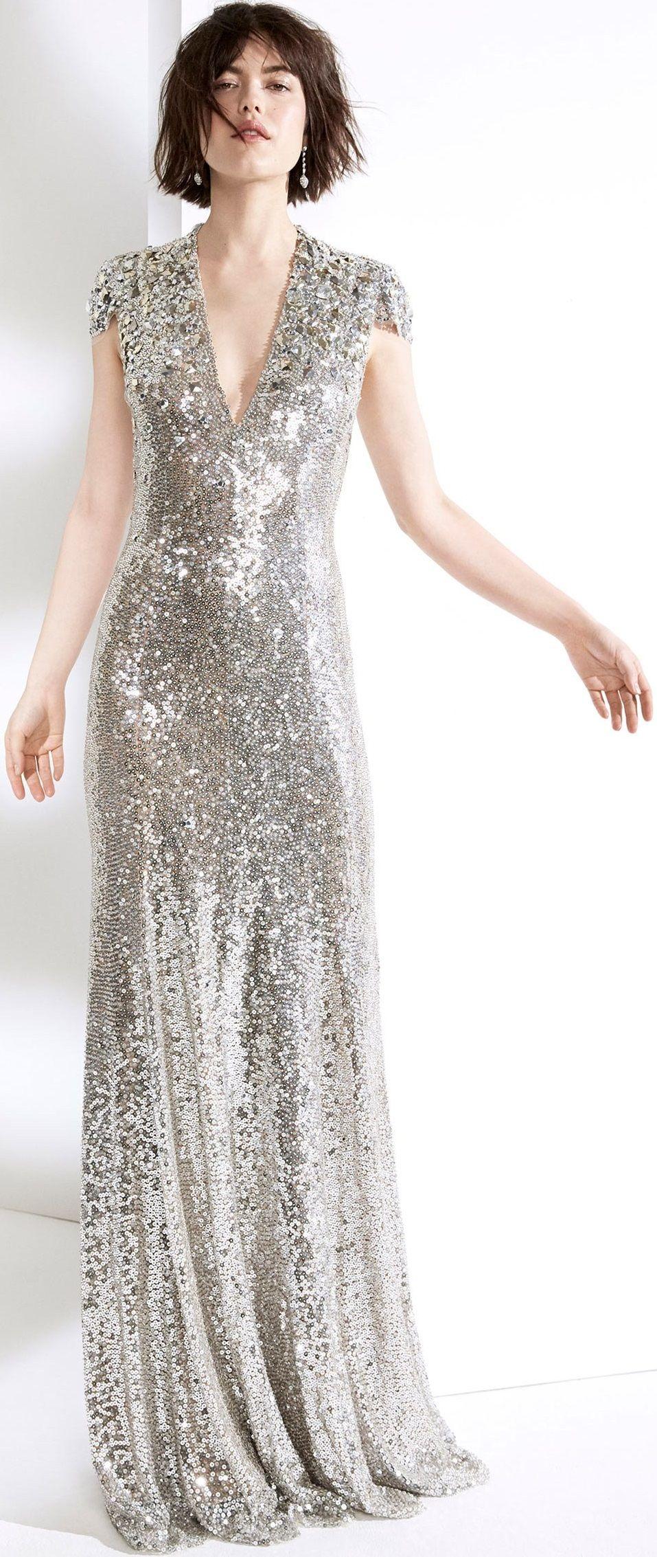Jenny Packham Fall \'18. | kleider | Pinterest | Jenny packham, Gowns ...