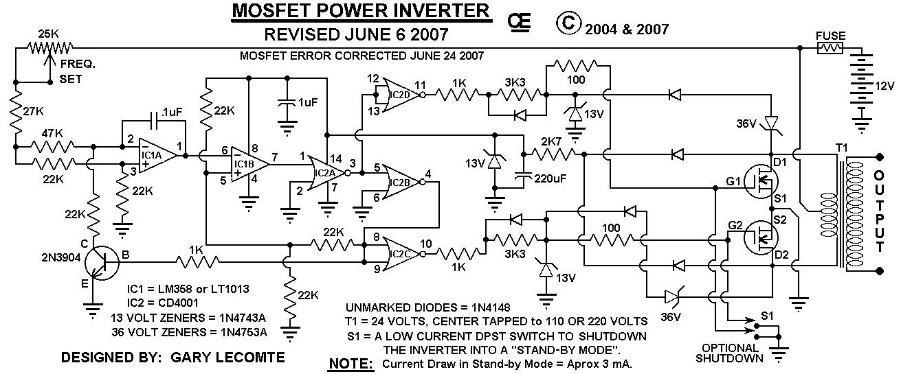 500w mosfet inverter 12v to 110v    220v in 2019
