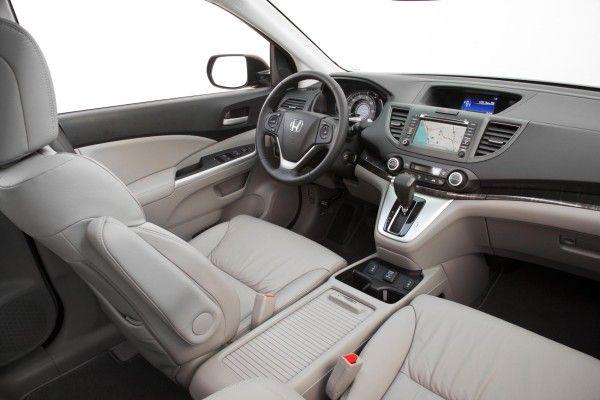 24+ Honda crv 2012 interior ideas