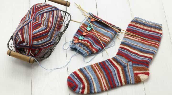 Best Yarn For Knitting Socks