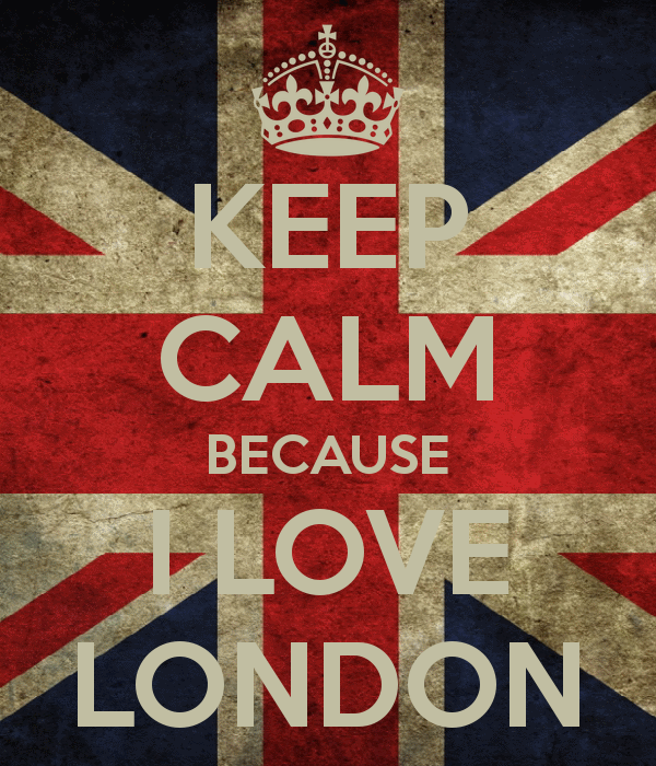YES yes YES! ♥ #London