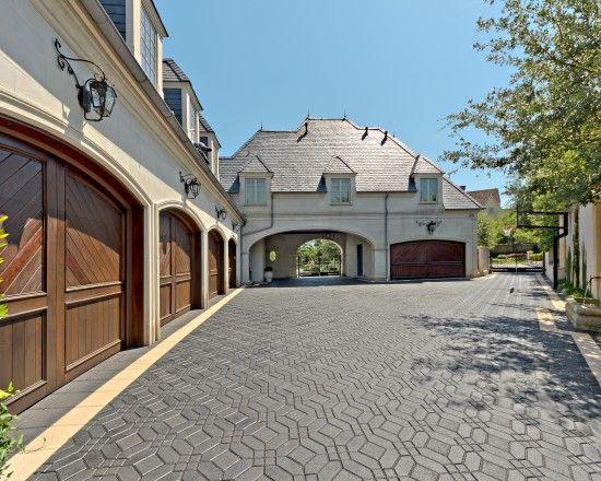 Garage Apartment Design Pictures Remodel Decor And Ideas Page 6 Garage Door Design Driveway Design Luxury Garage