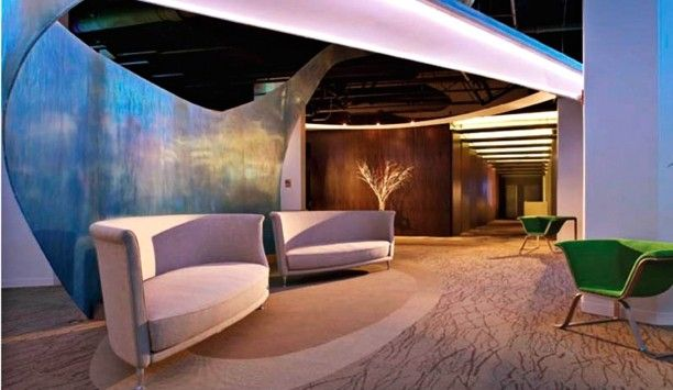 Hotel Sax Chicago The Has A Relaxed Atmosphere With Few Areas For