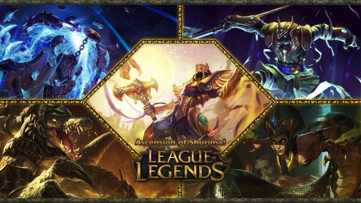 Download League Of Legends Wallpaper Azir Xerath Nasus