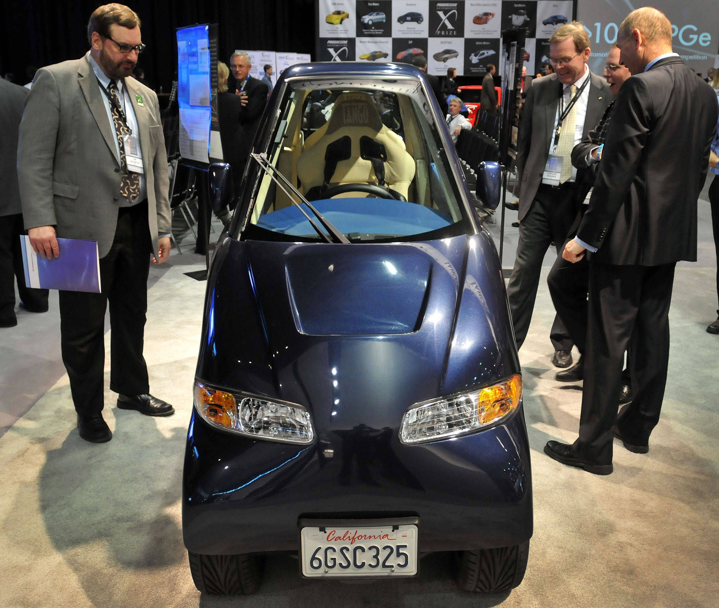Strange Cars And Other Odd Vehicles At The Detroit Auto Show