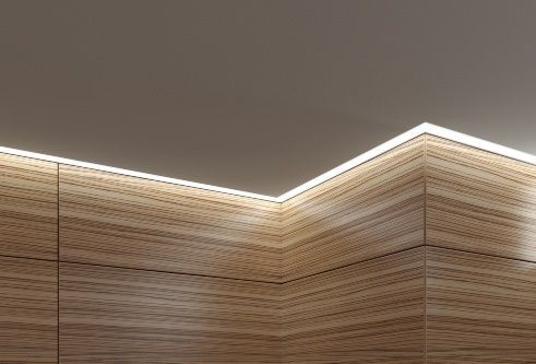 Alcon 12100 10 Pr Linear Recessed Wall Wash Perimeter Led Light In 2021 Recessed Ceiling Lights Strip Lighting Ceiling Staircase Lighting Ideas