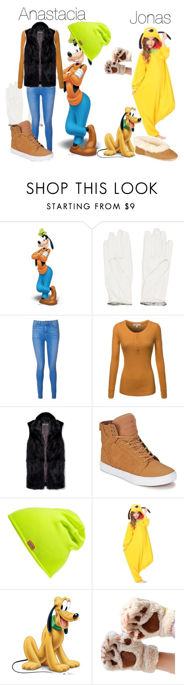 """Halloween Costumes (3/3)"" by zauberumhang on Polyvore featuring interior, interiors, interior design, Zuhause, home decor, interior decorating, Chanel, Paige Denim, Adrienne Landau und Supra"