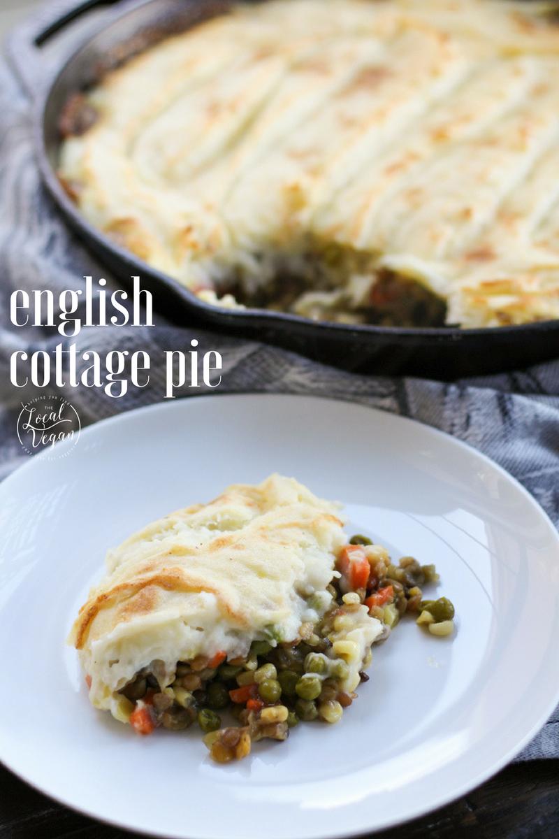 Vegan cottage pie healthy vegan dinner recipes plantbased food forumfinder Image collections
