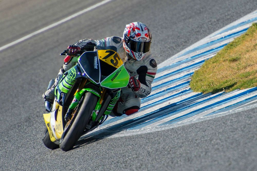 FIM CEV: Tiago Magalhães 15º na primeira corrida de Jerez
