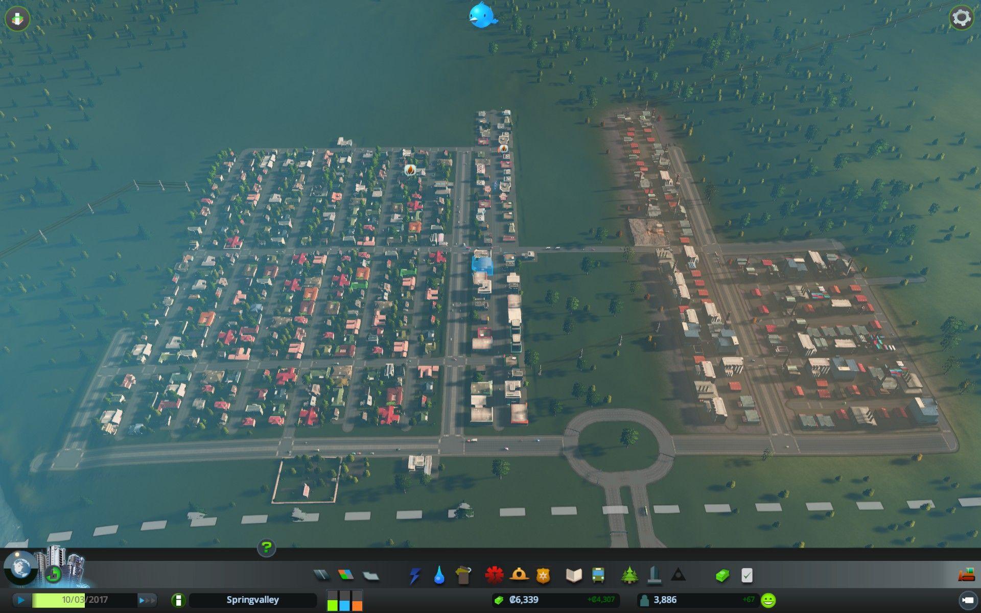 52103d7a36acd49b80c3ca51c8d159317a96eb1e City Road Layout City Photo