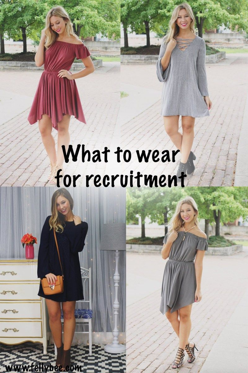 Recruitment 101: What To Wear