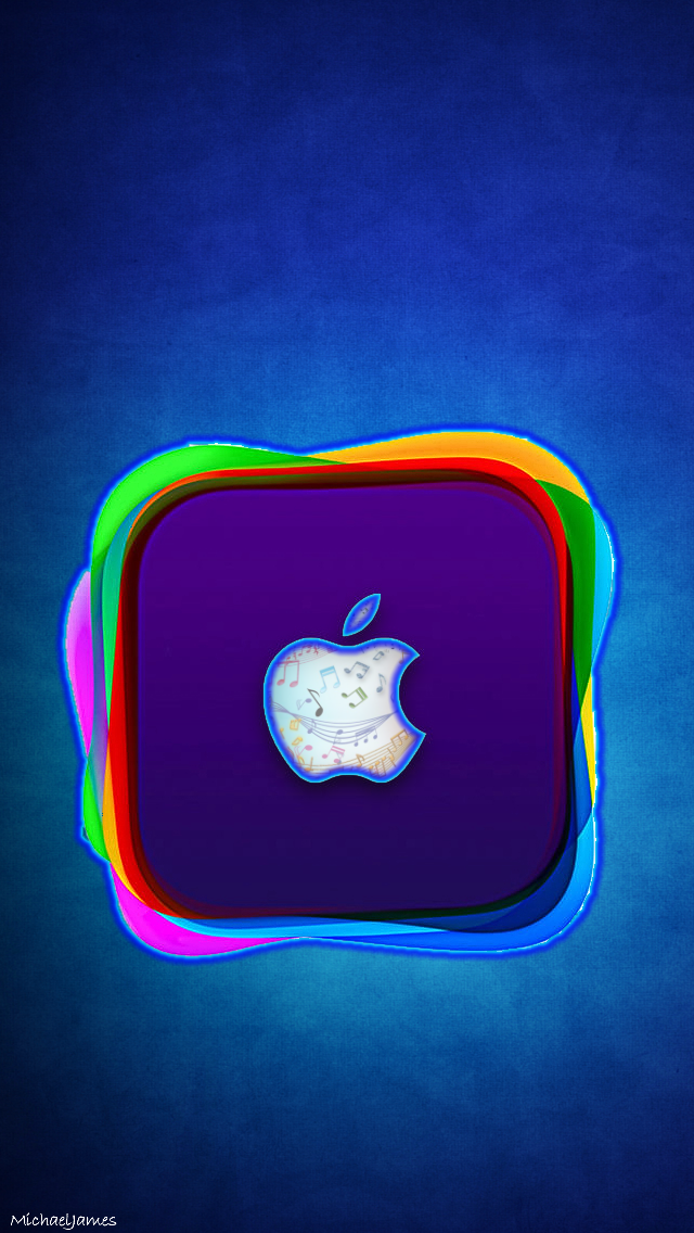 Blue Icon Apple Apple Iphone 5s Hd Wallpapers Available For Free Download Apple Iphone Wallpaper Hd Apple Logo Wallpaper Iphone Apple Logo Wallpaper