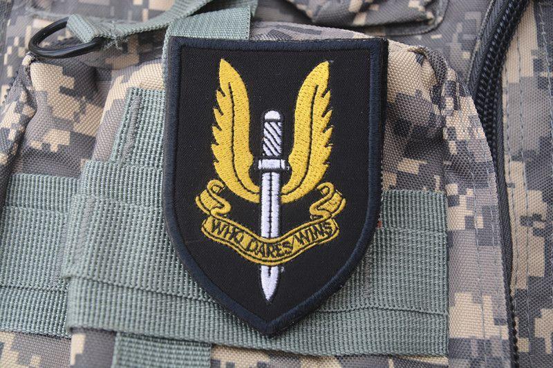 STAR WARS JEDI MASTER Patch Embroidered Tactical Morale Hook Swat Badge UK