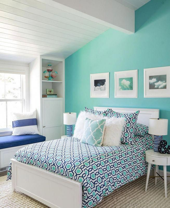 85+ Delighful Kids Bedroom Paint Colors And Wallpaper ...