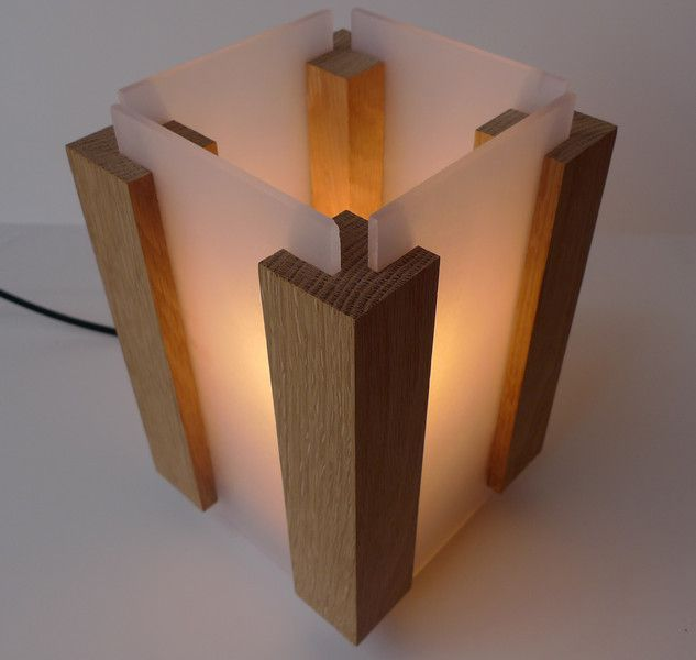 Nachttischlampen Nachttischlampe Ein Designerstuck Von