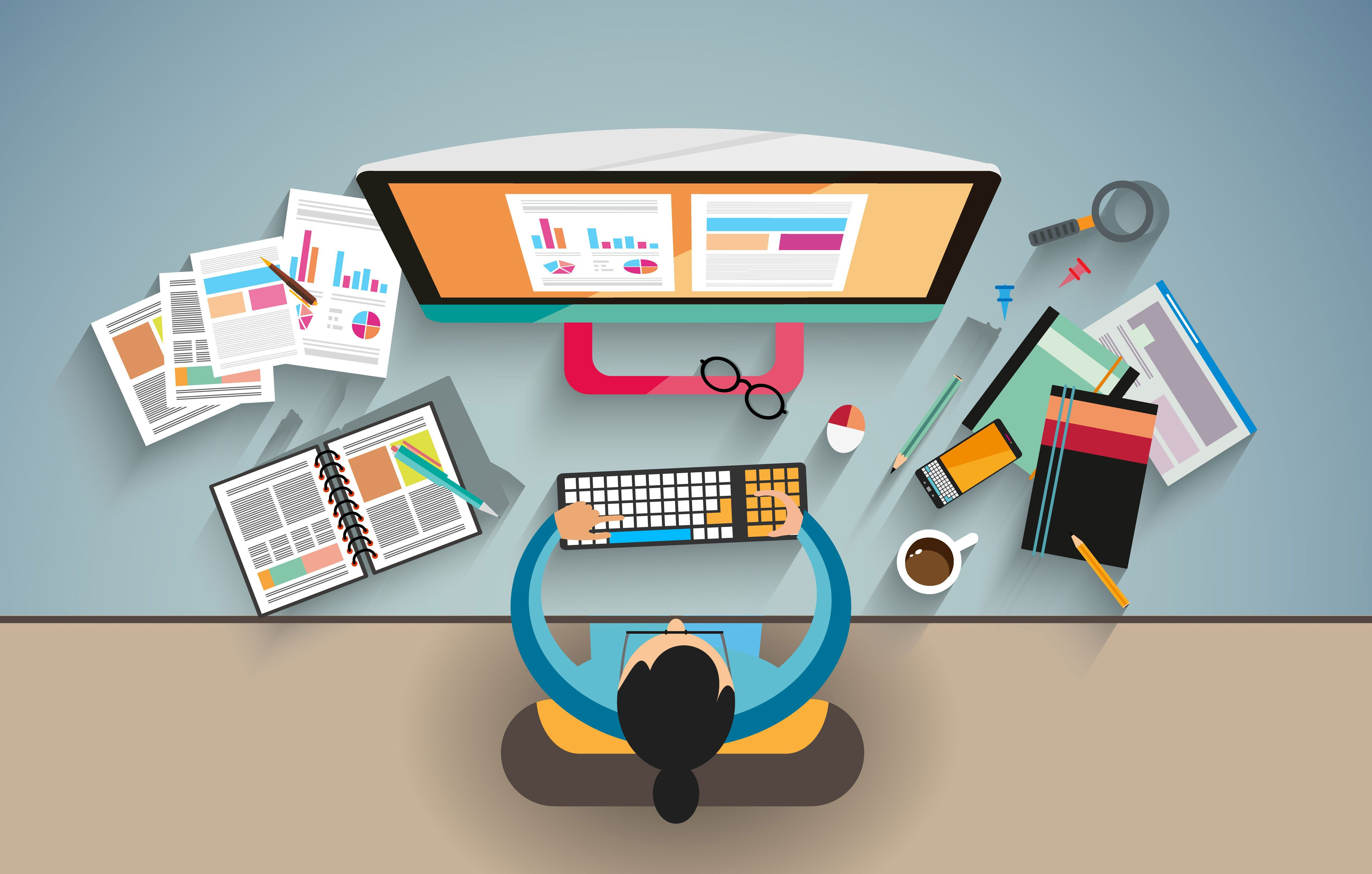 10 Tips To Improve Your Visual Design Skills For Non Designers Web Development Design Website Design Company Ecommerce Web Design