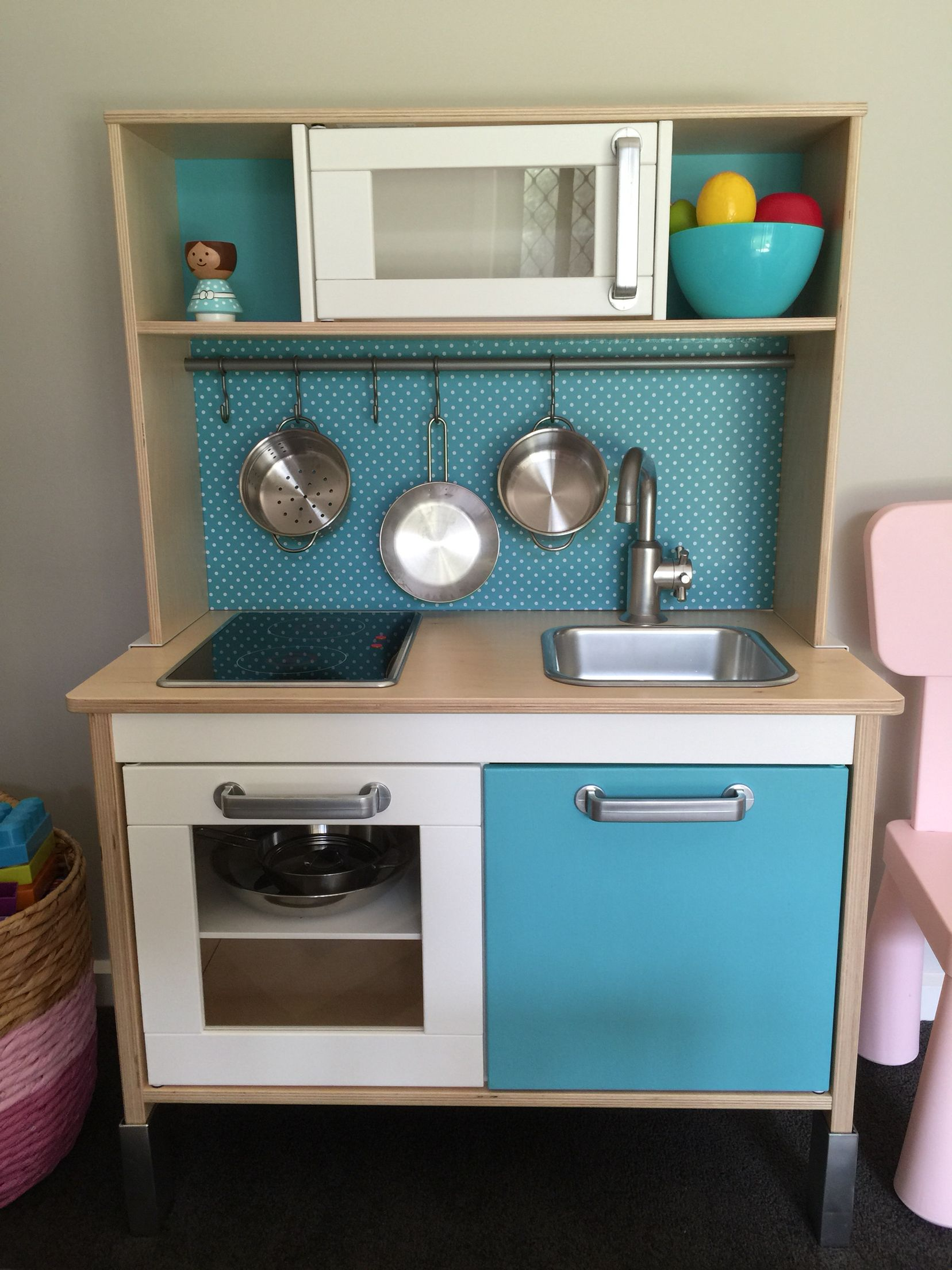 IKEA Duktig kitchen hack After being inspired by other