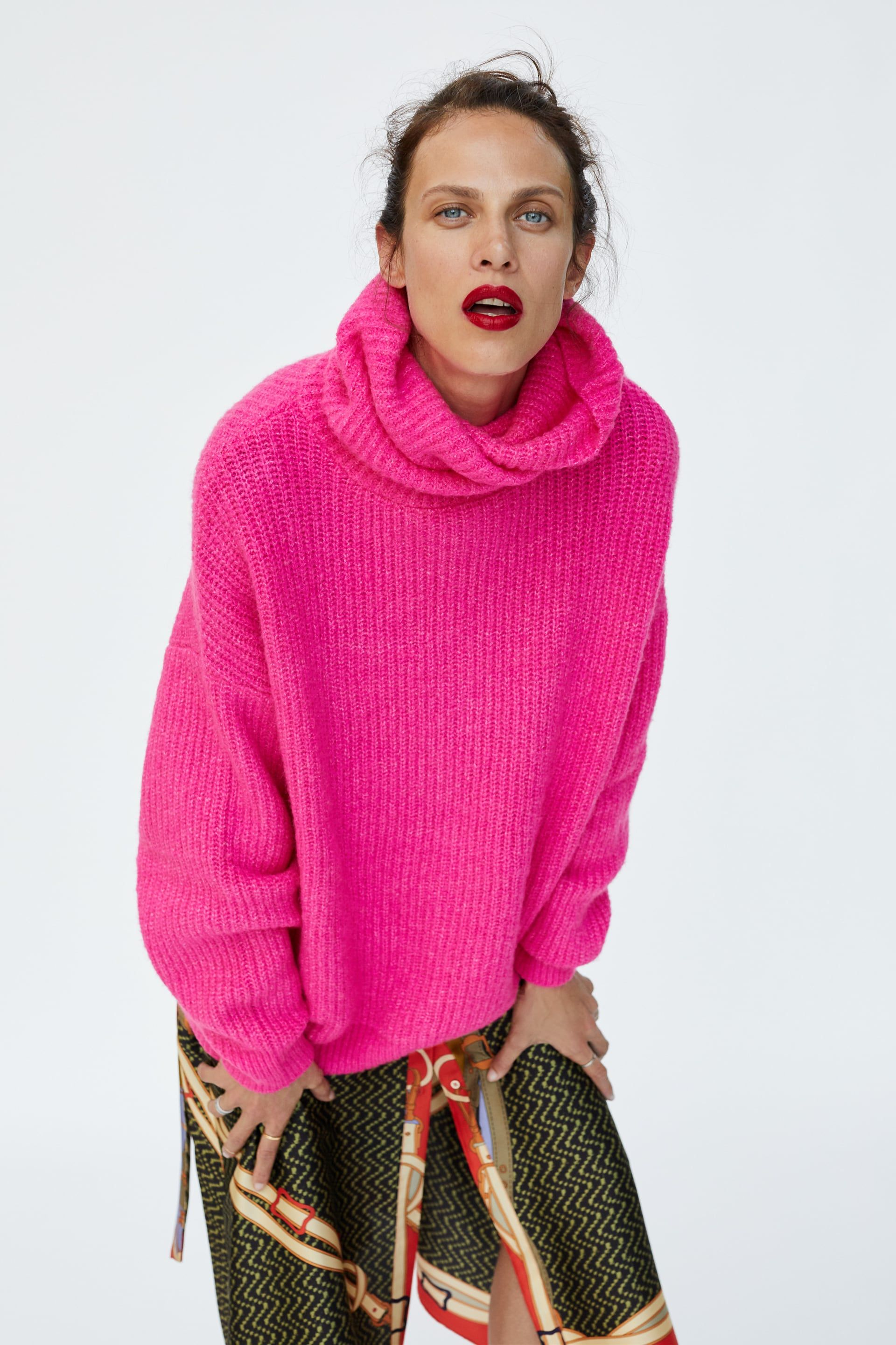 9205c8e2 OVERSIZED SWEATER | What to wear | Pink sweater outfit, Sweater outfits