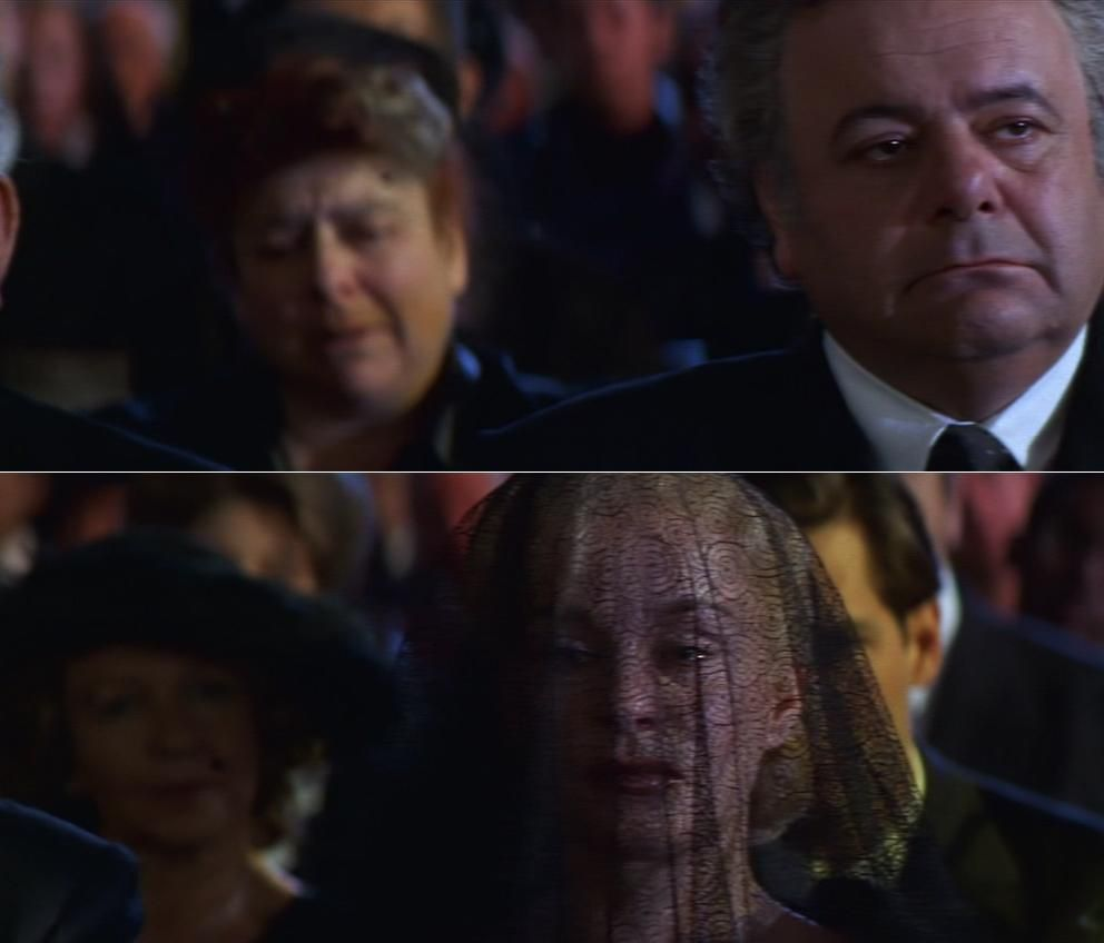 """""""Romeo + Juliet"""" (1996) >> Paul Sorvino, Miriam Margolyes ..."""