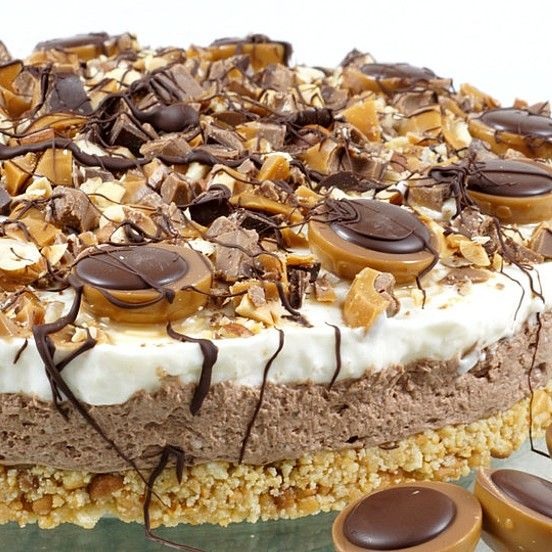 Toffifee-Torte von Evas_Backparty | Chefkoch