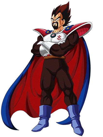 Proud Royalty - King Vegeta, INT, SR. Leader Skill - INT ...