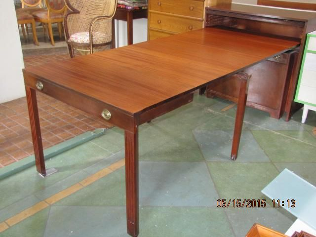 Delightful Sale Photo #1: Saginaw Expand U2013 O   Matic Telescoping Buffet/Dining Table