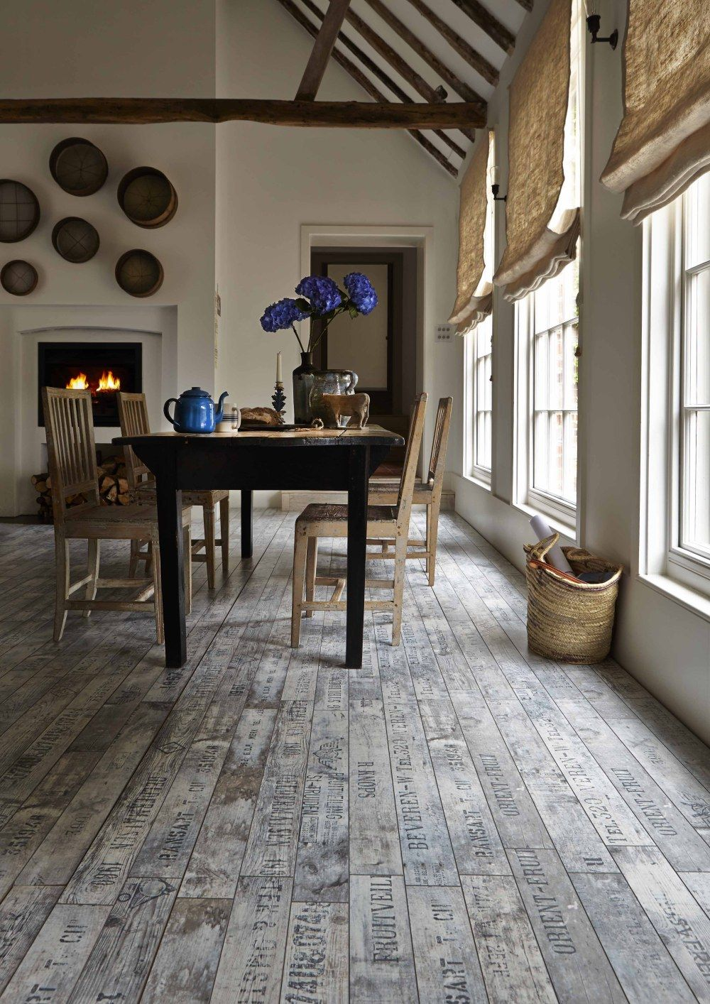 The Rustic Home With Modern Touches Cottage Rustic