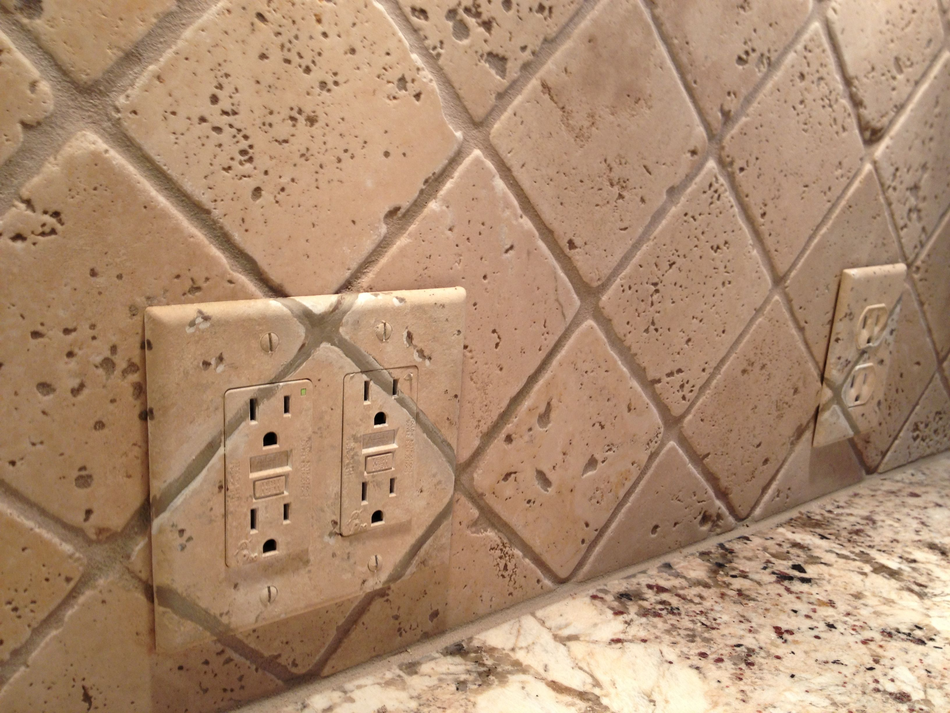 Kitchen Outlet Covers Entrancing More Disappearing Outlet Coversjen Brooks  There Match Design Decoration