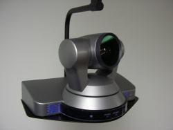 Camera Mount Allows A Sony Evi Hd1 Hd Camera To Be Horizontally