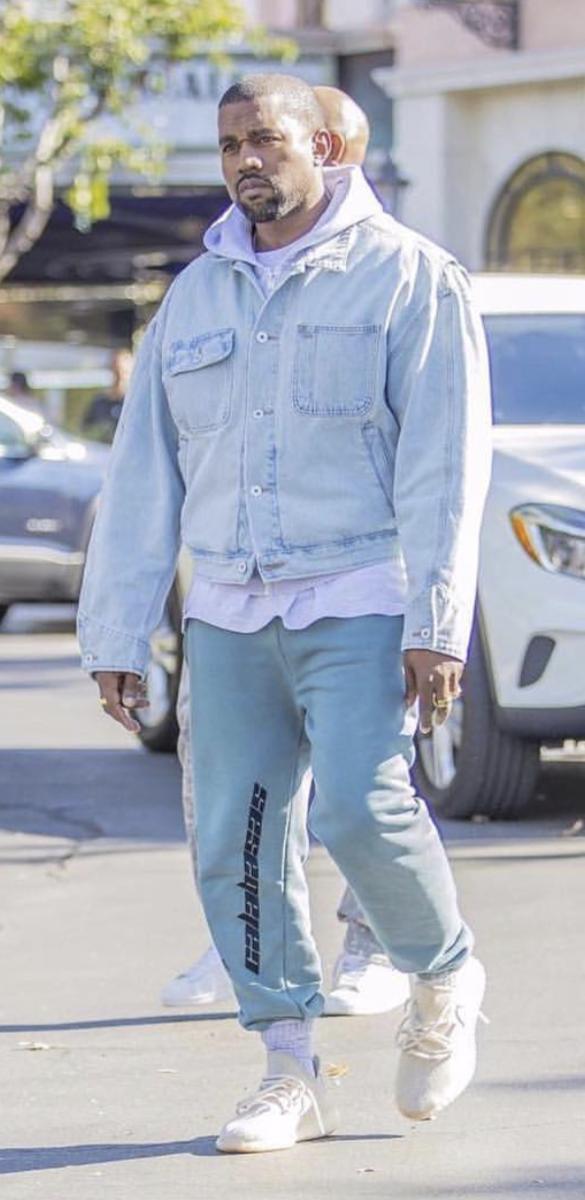 Kanyewest Yeezyseason Adidas Kanye West Style Kanye West Style Outfits Yeezy Outfit