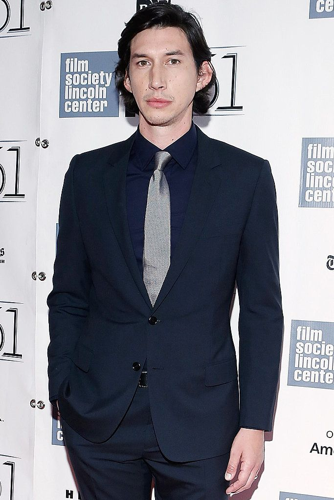 Adam Driver Gets a Major Role in the New Star Wars