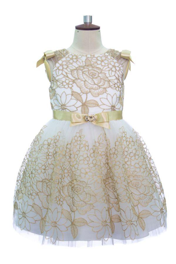 213adf595 Designer Dresses Beautiful new season's styles from the David Charles  Autumn/Winter 2017 children's dress range here!