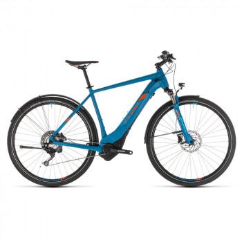 Cube Cross Hybrid Race 500 Allroad Bluenorange 2019 Rh 58 Cm Bike Fahrrad Ebike Elektrofahrrad Elektrofahrrad Fahrrad Land Cruiser