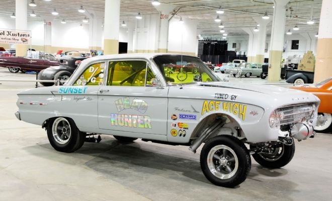 Jim Willm's Wicked 1961 Ford Falcon Gasser | Falcon | Ford