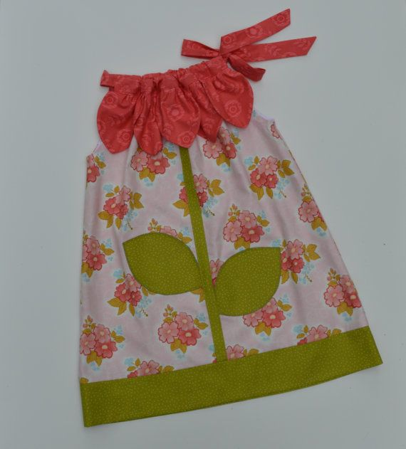 Items similar to Sunny Flower Pillowcase Dress - Girl Christmas Dress Pattern PDF. Easy Sew Sizes thru 10 included on Etsy & Sunny Flower Pillowcase Dress - Girl Christmas Dress Pattern PDF ... pillowsntoast.com