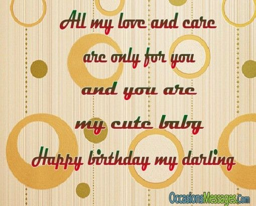 Birthday messages for babies birthday pinterest birthday here are some beautiful birthday messages you can send to those one year old children to show devotion love and a whole lot of heart felt birthday wishes m4hsunfo Image collections