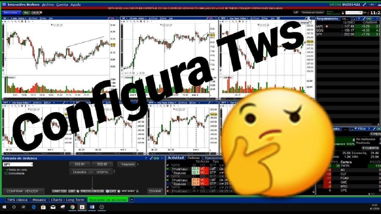 Pin En Interactive Brokers