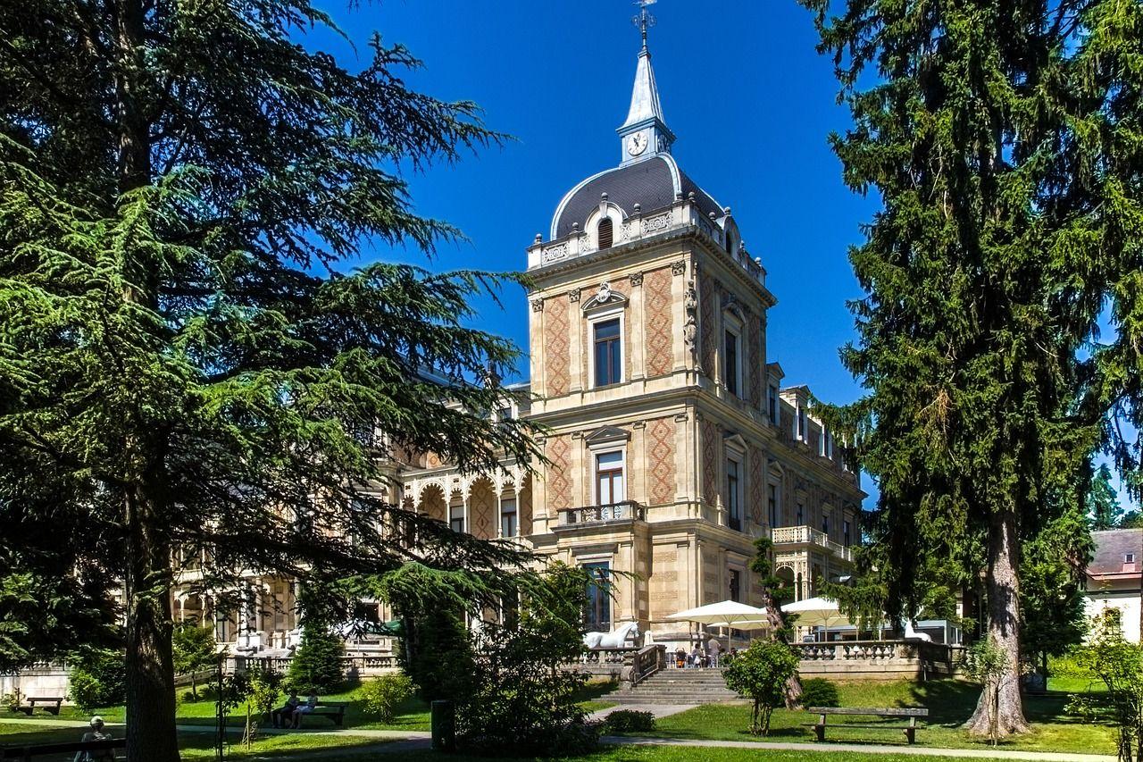 Castle, Hermes Villa, Vienna, Empress Elisabeth castle,