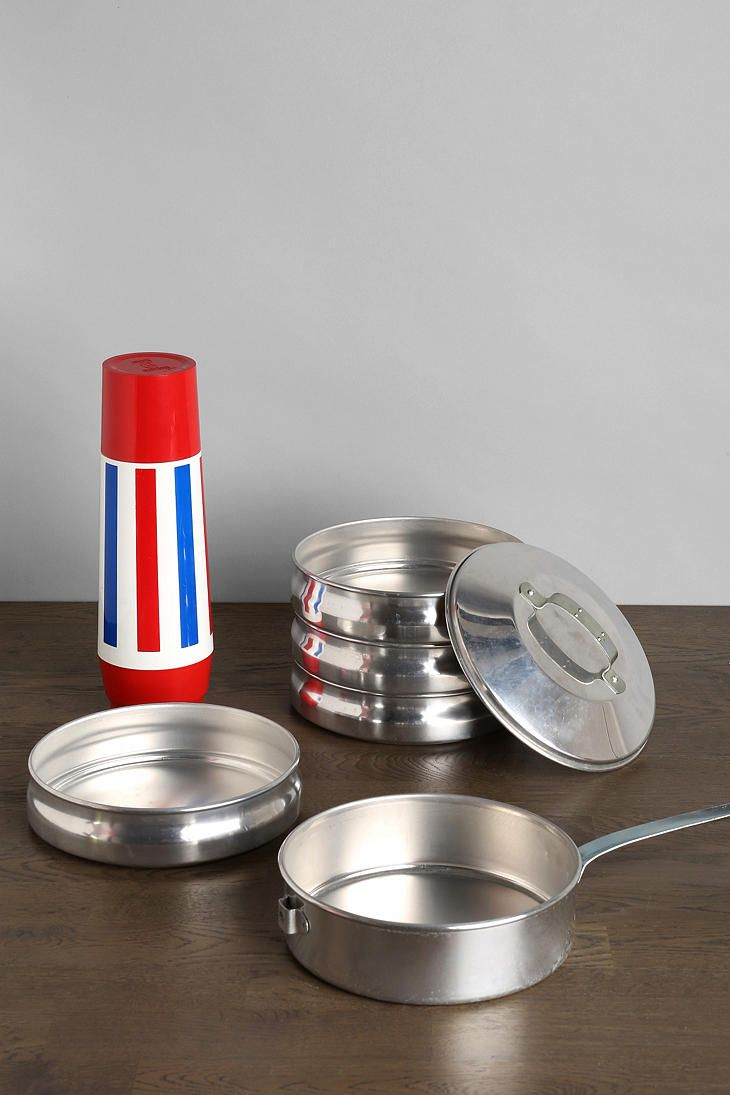Vintage Camping Set OU for Camper #UrbanOutfitters #smallspace