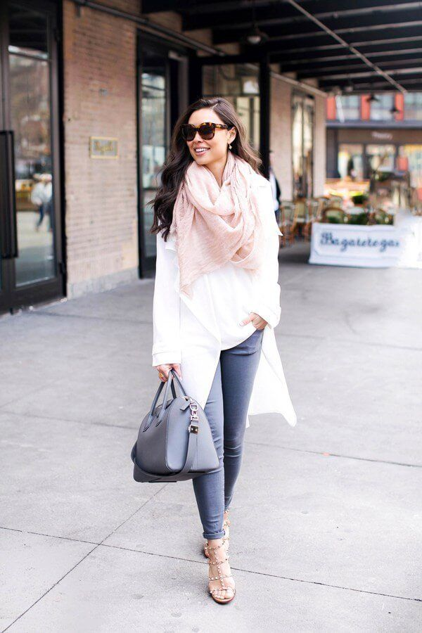 536f681a8d78 You may dread going into work on such a bright Spring day, wearing these  trendy and cute Spring work outfits will make walking into that building  each day a ...