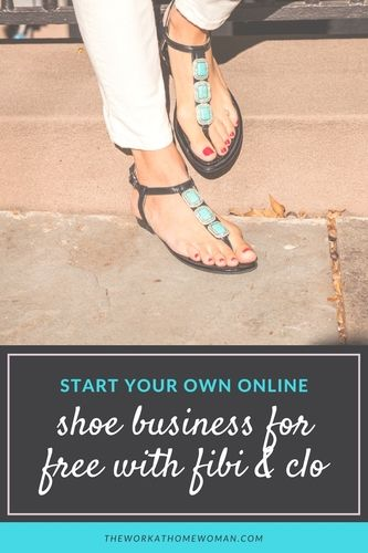 bccbe4564ac3 Do you love fashion  Would you like to be your own boss  Fibi   clo has a  free business opportunity in the fashion industry for you to sell shoes  online.